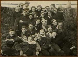Богодухов М. и 10кл. 1940г.