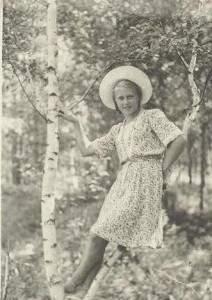 Белова Надежда, 1947г.