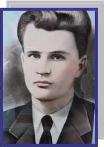 Андросов Федор Игнатьевич выпускник 1935 года г.Кемерово школа №16