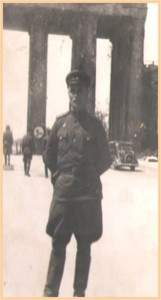 Миронов В.Ф., май 1945 года