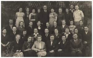 коллектив школы 316
