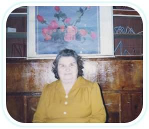 Бабушкина Екатерина Степановна