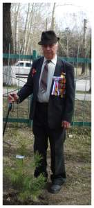 Черемухин И.П. 8 мая 2008г.