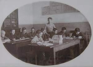 из материалов музея лицея №23 г. Кемерово