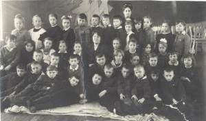 Титова В.А., 2 кл. 1967-1968г школа 316