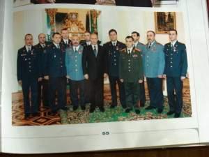 Москва. Кремль. 10 ноября 2007г.