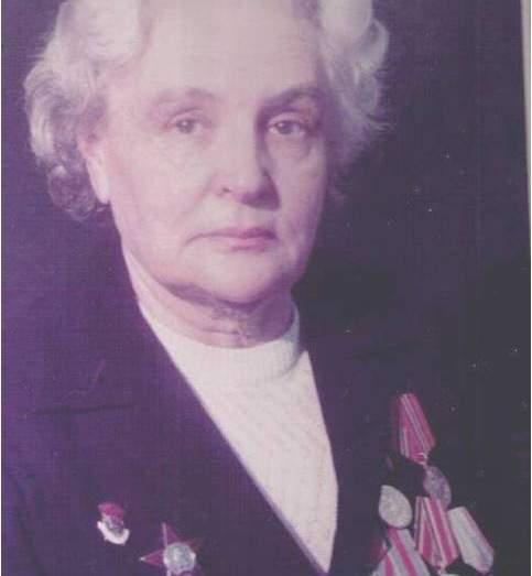 Генина Александра Дмитриевна, вып. 1937г.