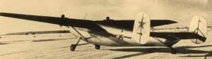 Самолет ТС-1 - прототип самолета ЩЕ-2