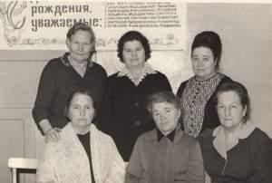 Бурмакина  Анна Лукинична