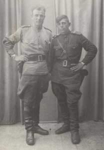 Смирнов Михаил Пантелеевич, военное.xnbak