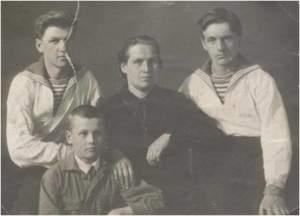 Ильин В.Н., слева стоит