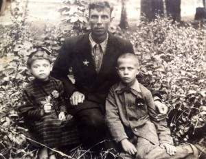 Фото из семейного архива прислала внучка Оксана