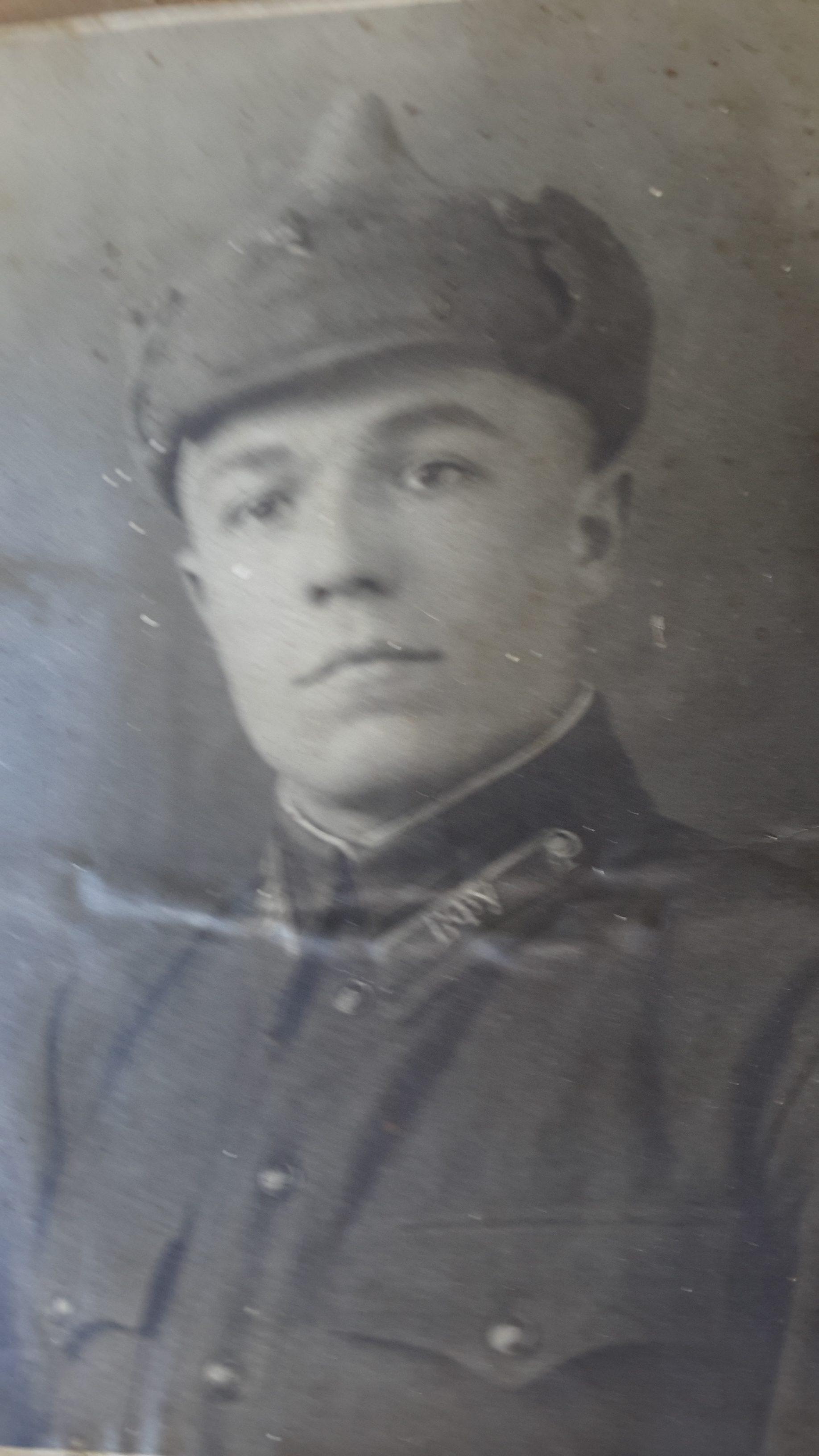 Свиридов Кондратий Павлович - Кемерово, школа №16