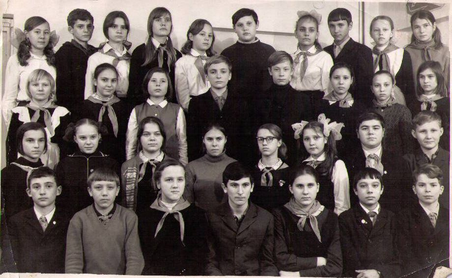 1976 г школа 16 Кемерово
