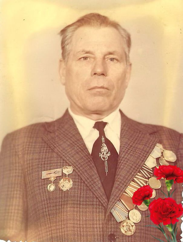 Жаров Иван Арефьевич