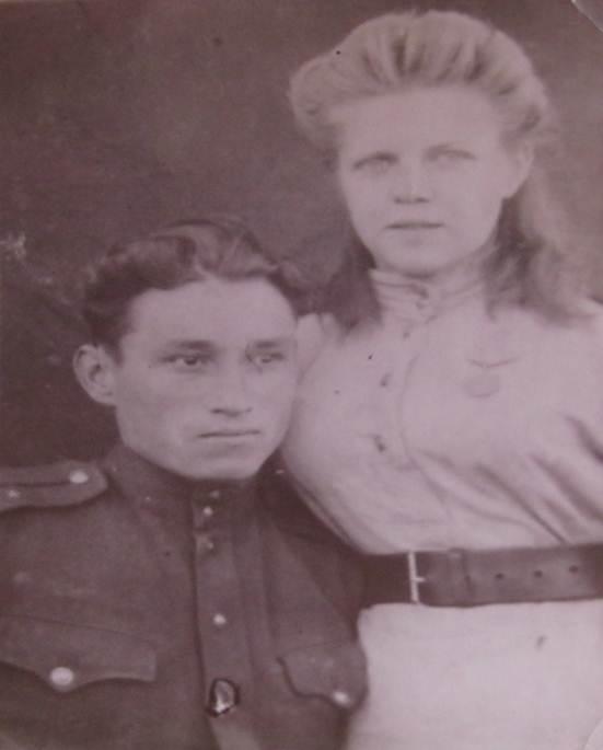 Крипицкий с женой
