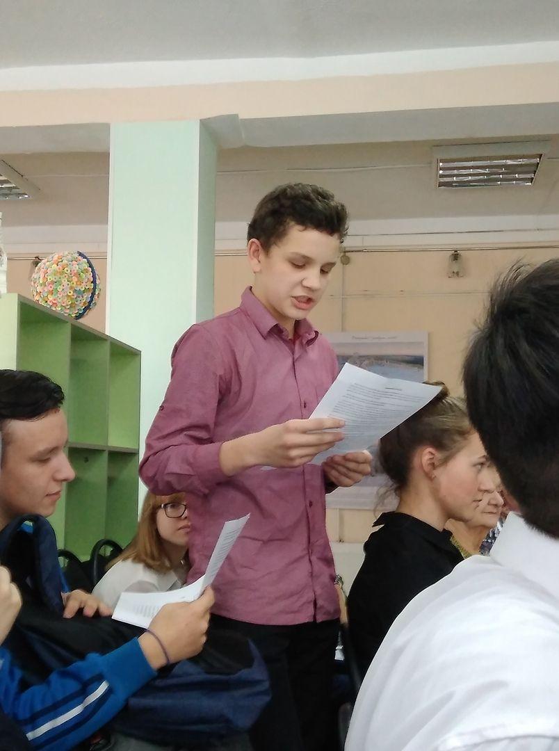 Читает Полозов Дмитрий