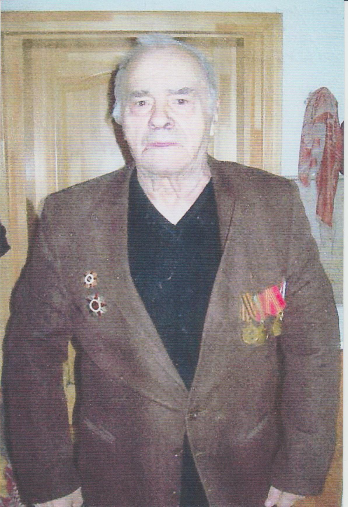 Апарин Николай Петрович