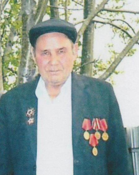 Баимов Мулагабей