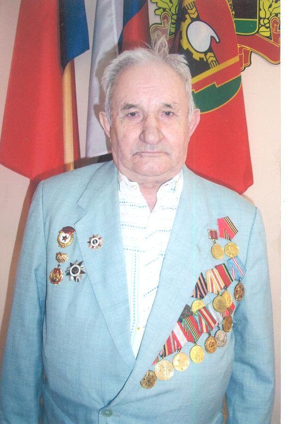 Британ Николай Григорьевич