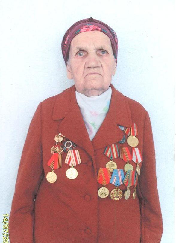 Гальцева Мария Лукинична