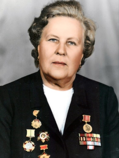 Колоскова Нина Александровна (Иванова)