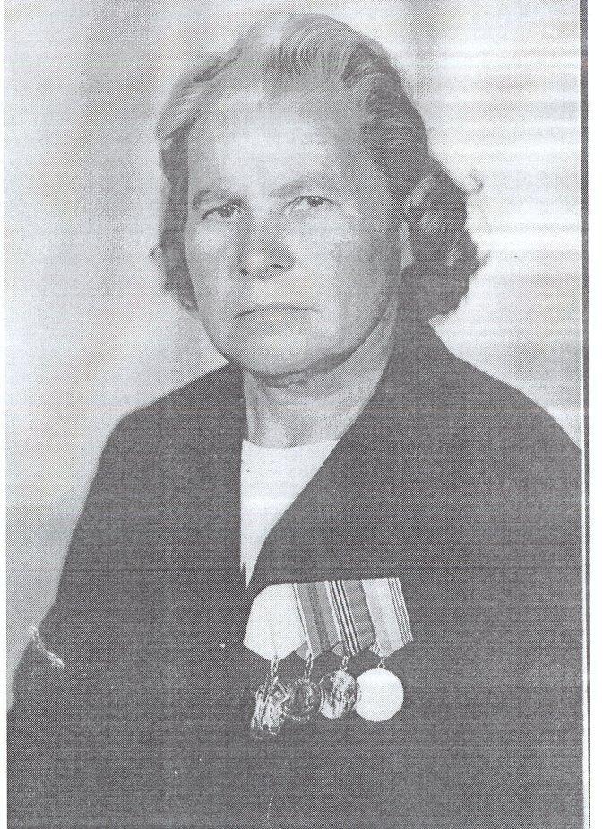 Халтурина Анна Георгиевна
