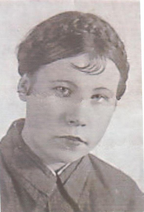 Аксенова Анастасия, фронтовое фото