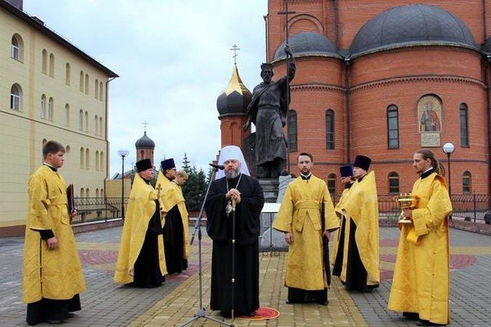 У Знаменского собора