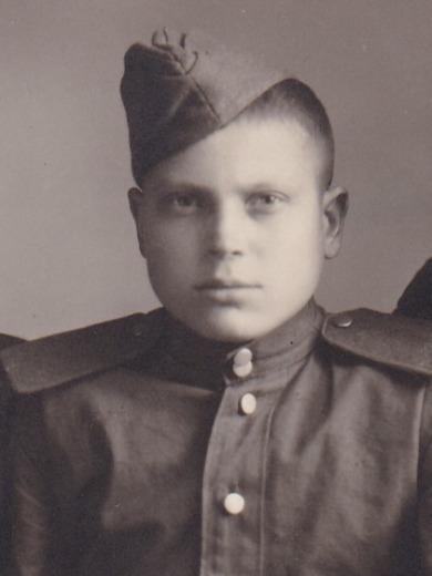 Буйный Василий Корнеевич