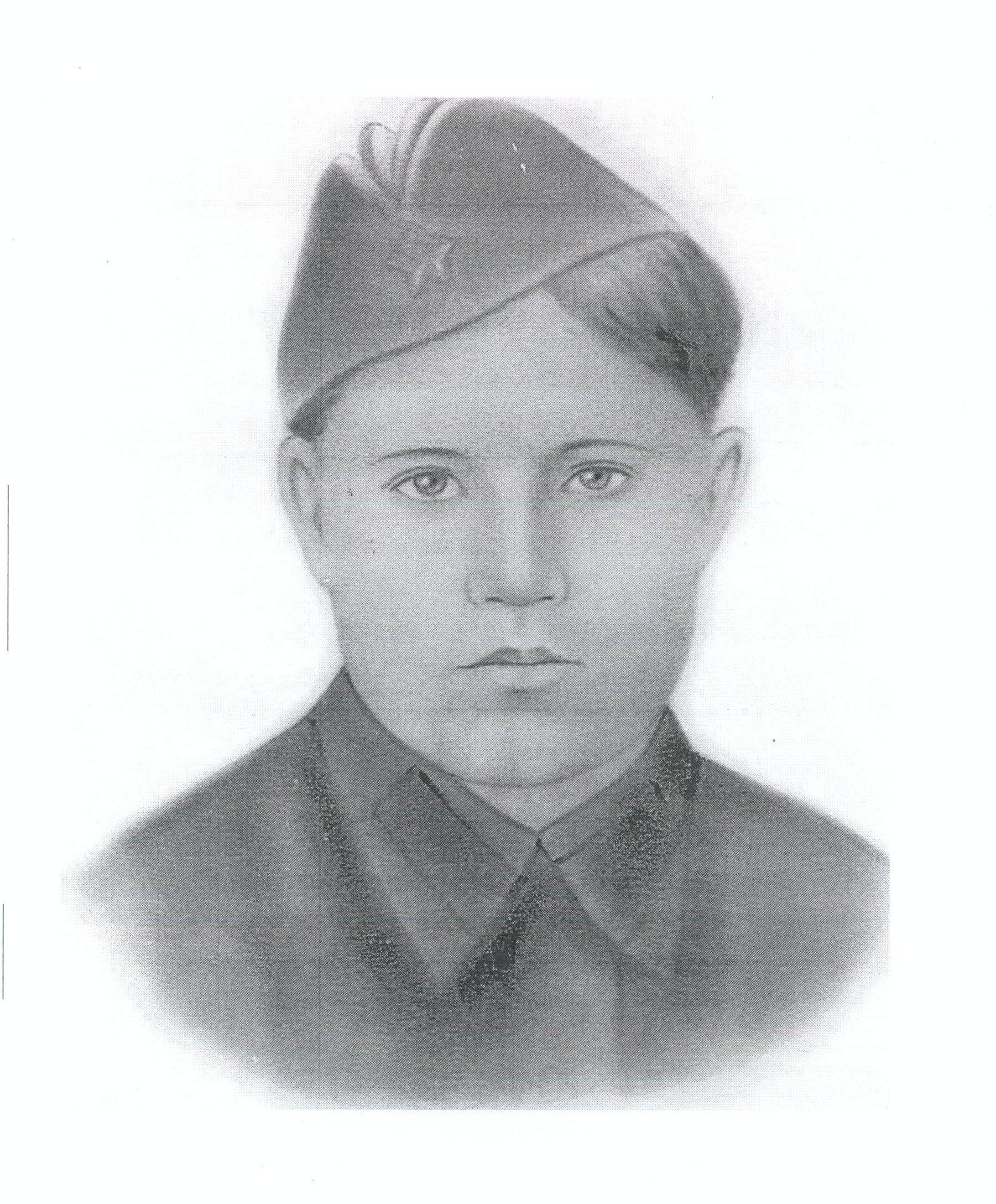 Федотова Мария Федоровна