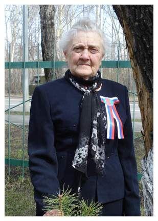 Глазунова З.Г., май 2008 года