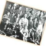 """Оркестр клуба шахты """"Центральная"""", 1937г."""