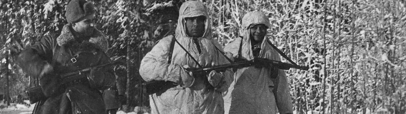 Разведчики 1942год