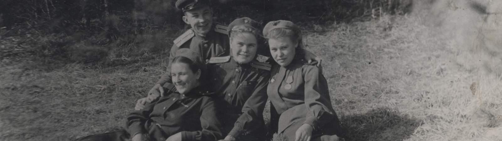 Девчонки на войне