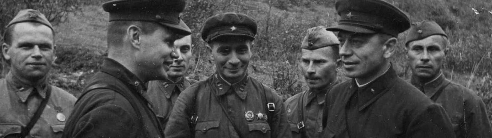 Командиры Великой Отечественной