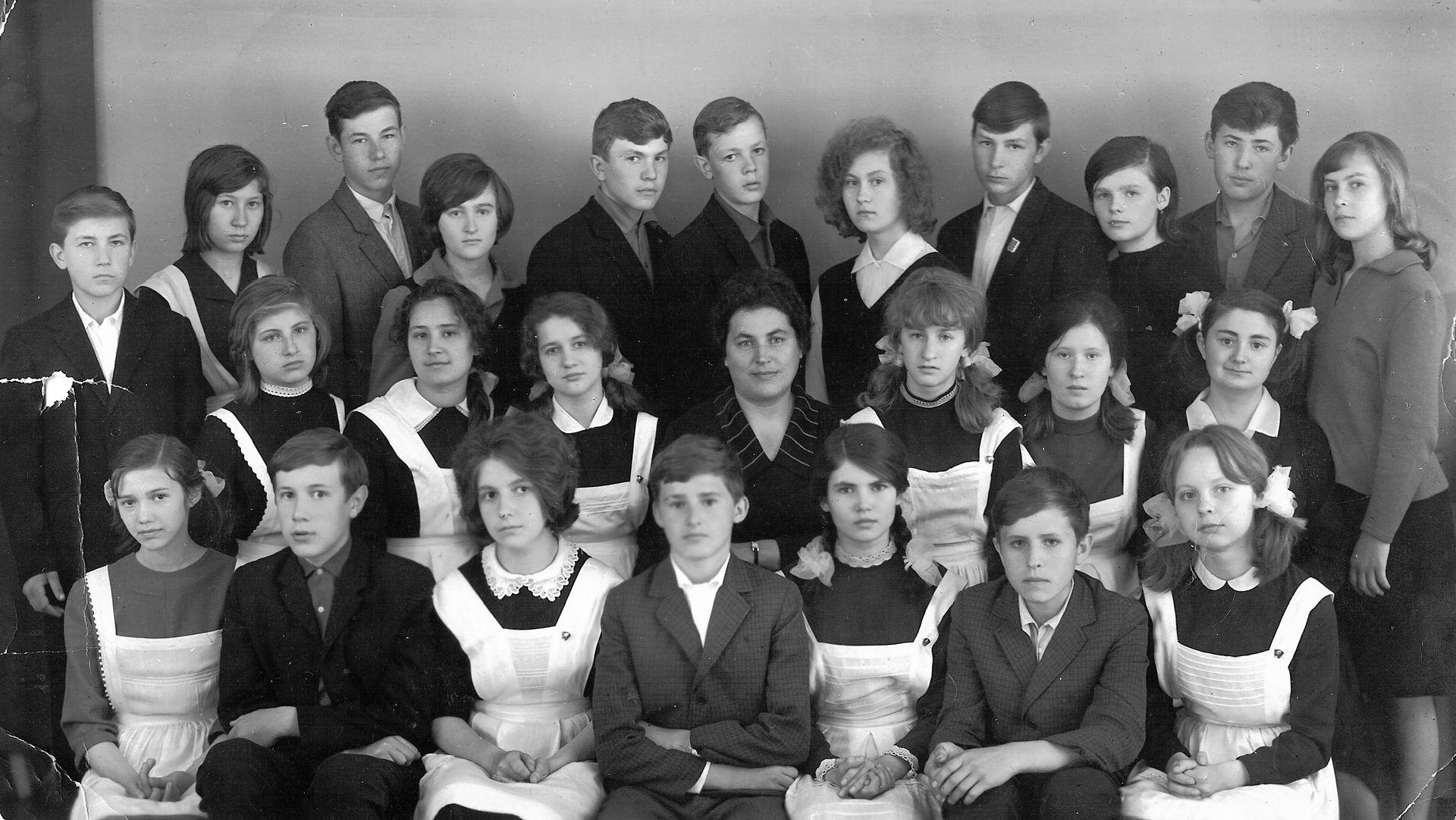 Момот В.П. и Исламова Ирина школа 16 Кемерово