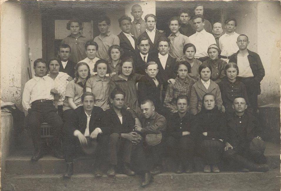 1928 год школа 16 Кемерово
