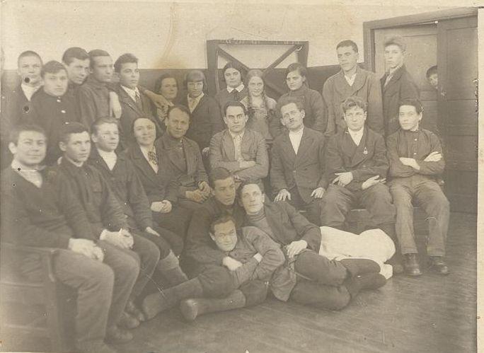 1937 год школа 16 Кемерово